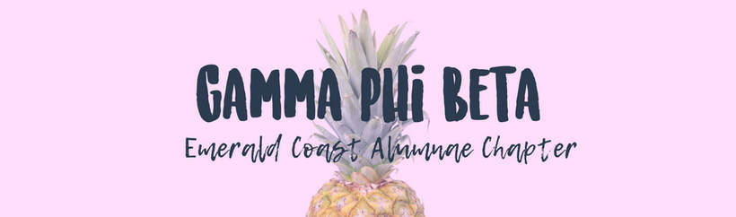 Gamma Phi Beta Emerald Coast Alumnae Chapter